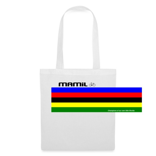 MAMiL My Own World Champion Mouse Mat - Tote Bag