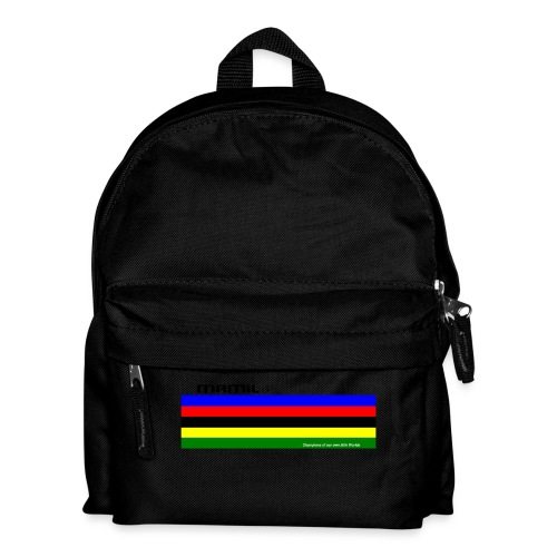 MAMiL My Own World Champion Mouse Mat - Kids' Backpack