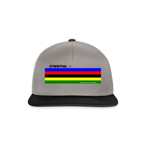 MAMiL My Own World Champion Mouse Mat - Snapback Cap