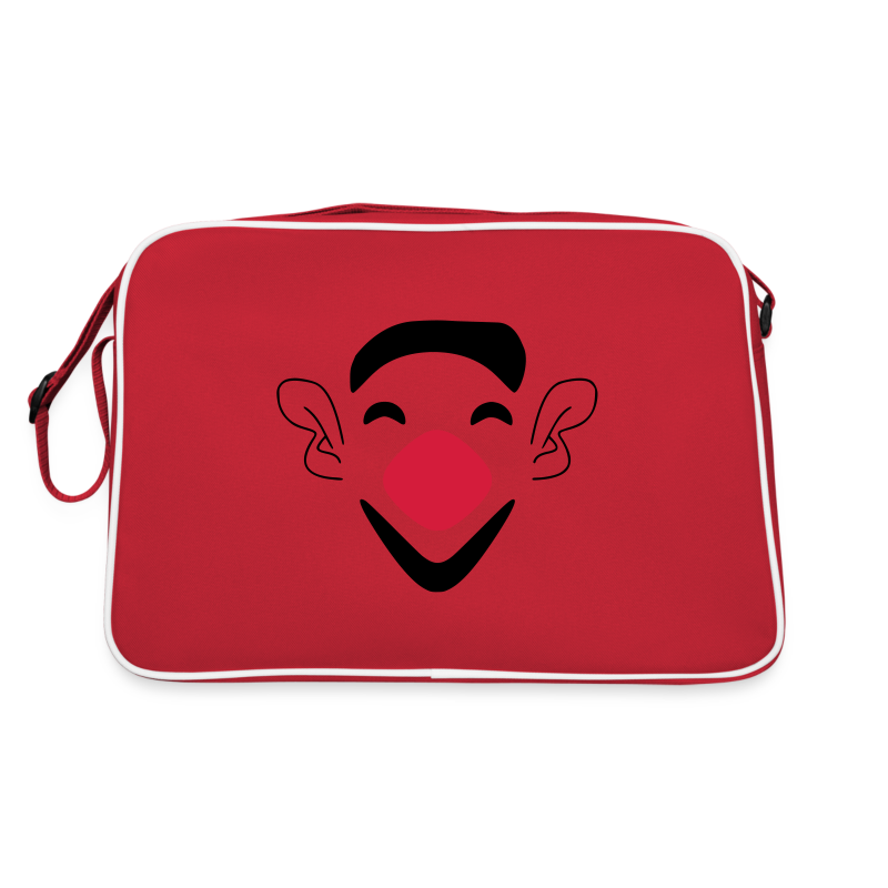 Clown - Retro Tasche