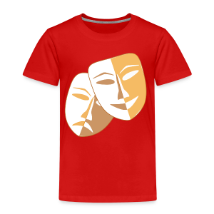 Clown Masken - Kinder Premium T-Shirt