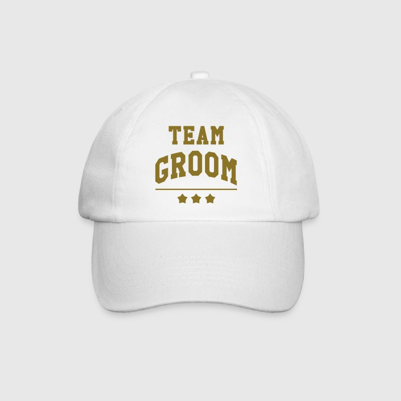 Team Groom - Wedding Caps & Hats - Baseball Cap