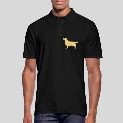 Golden Rüde - Männer Poloshirt
