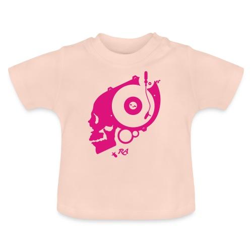 Remember Analog Skull © forbiddenshirts.de - Baby T-Shirt