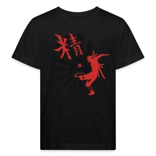 Hack Ninja! – Organic © forbiddenshirts.de - Kinder Bio-T-Shirt