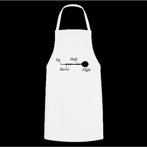 Dartpfeil Beschreibung Shirt - Kochschürze