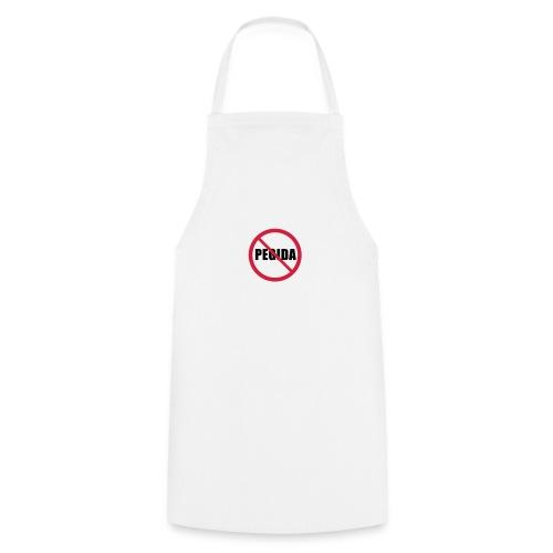 Anti Pegida Button - Kochschürze