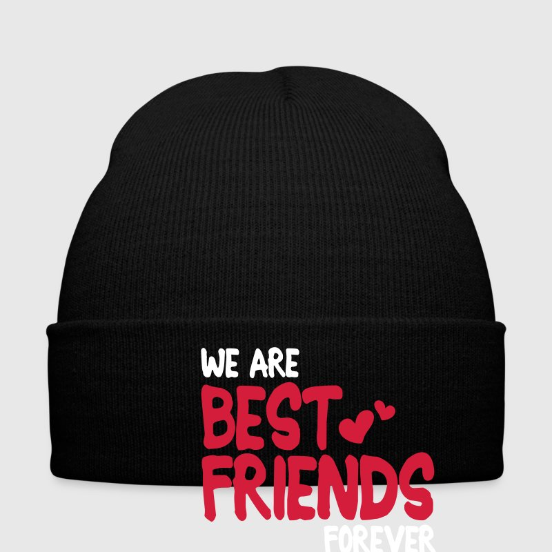 we are best friends forever i 2c Caps & Mützen - Wintermütze