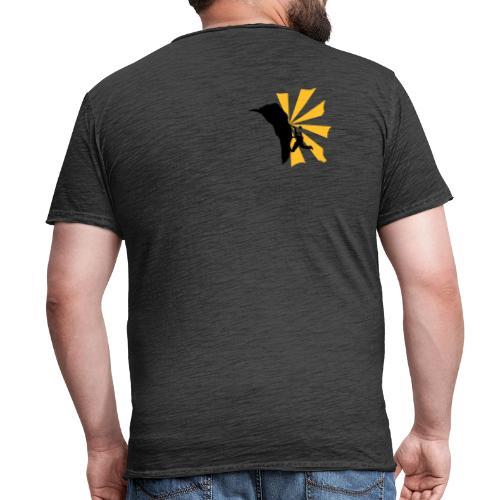 Go bouldering - Männer Vintage T-Shirt