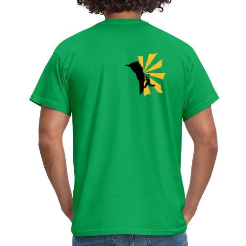 Go bouldering - Männer T-Shirt