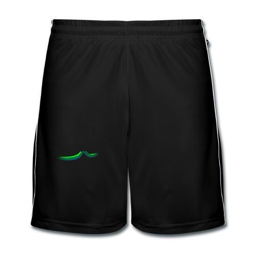 Three Hills - Männer Fußball-Shorts
