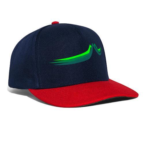 Three Hills - Snapback Cap