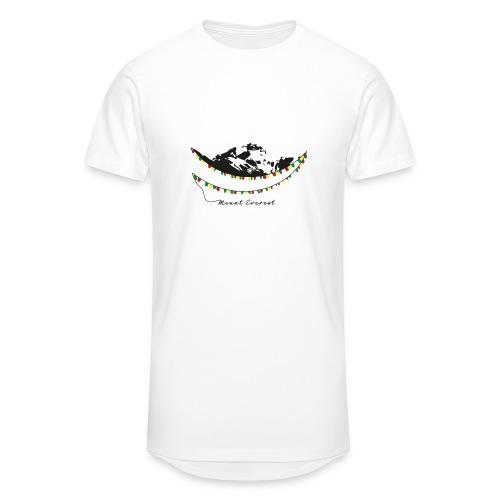 Mount Everest - Männer Urban Longshirt