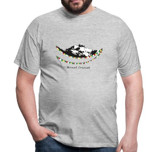 Mount Everest - Männer T-Shirt