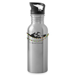 Mount Everest - Trinkflasche