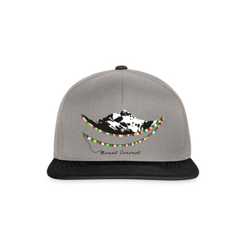 Mount Everest - Snapback Cap