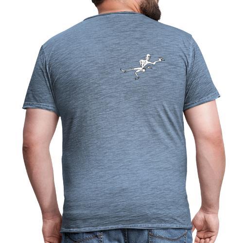 Nice Move Climber T-Shirts - Männer Vintage T-Shirt