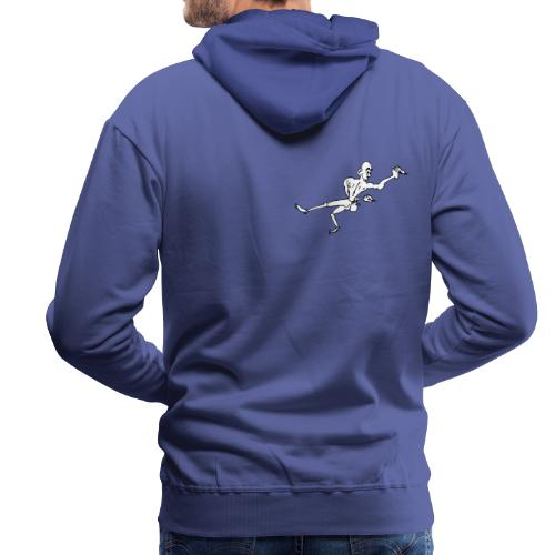 Nice Move Climber T-Shirts - Männer Premium Hoodie