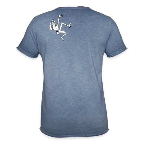 Think-Climbing T-Shirts - Männer Vintage T-Shirt