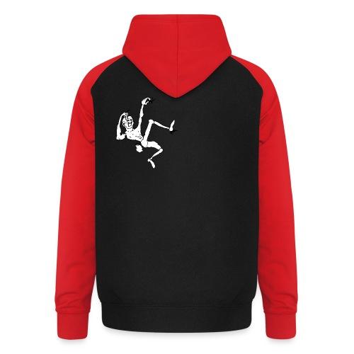 Think-Climbing T-Shirts - Unisex Baseball Hoodie