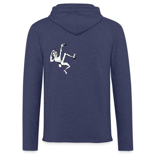 Think-Climbing T-Shirts - Leichtes Kapuzensweatshirt Unisex