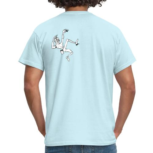 Think-Climbing T-Shirts - Männer T-Shirt