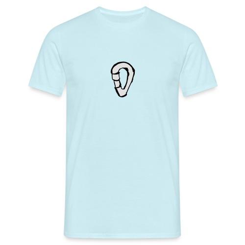 Karabiner - Männer T-Shirt