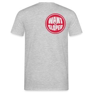 WANT SLOPER - Männer T-Shirt