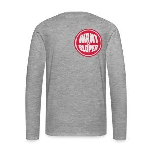WANT SLOPER - Männer Premium Langarmshirt