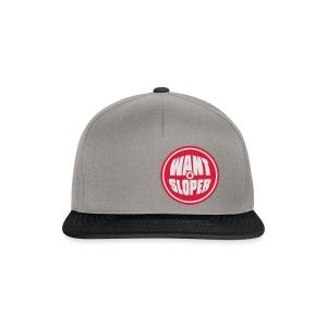 WANT SLOPER - Snapback Cap
