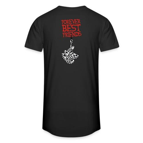 Forever Best Friends - Männer Urban Longshirt