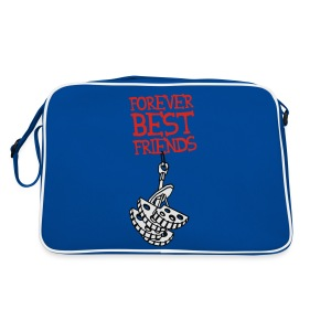 Forever Best Friends - Retro Tasche