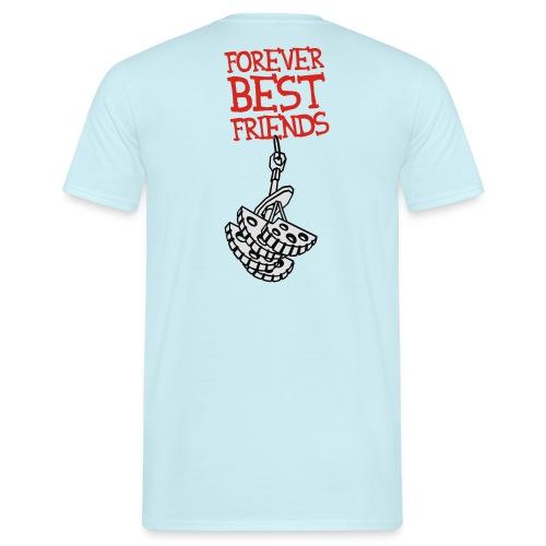 Forever Best Friends - Männer T-Shirt