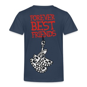 Forever Best Friends - Kinder Premium T-Shirt