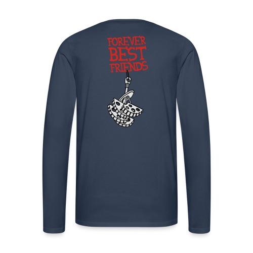Forever Best Friends - Männer Premium Langarmshirt