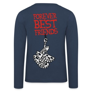 Forever Best Friends - Kinder Premium Langarmshirt