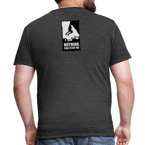 Freikletterer - Männer Vintage T-Shirt