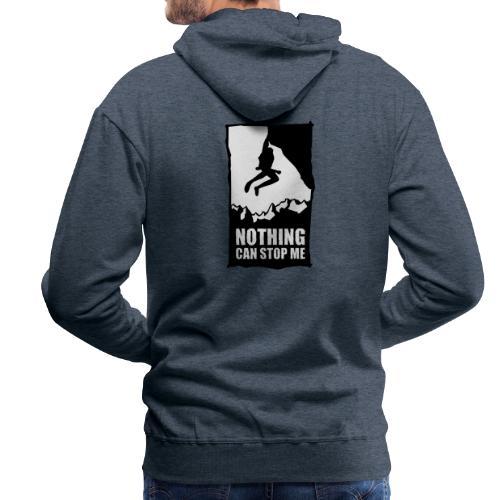 Freikletterer - Männer Premium Hoodie