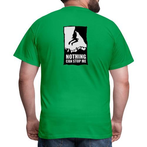 Freikletterer - Männer T-Shirt