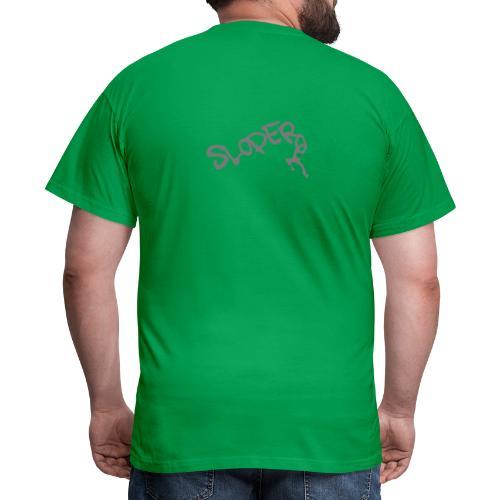 Sloper Boulderer - Männer T-Shirt
