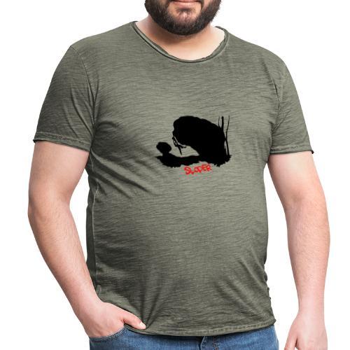 Slopervalley - Männer Vintage T-Shirt
