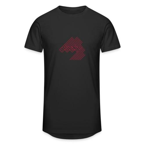 Bouldern Logo - Männer Urban Longshirt