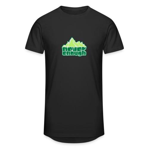 Never Enough - Männer Urban Longshirt