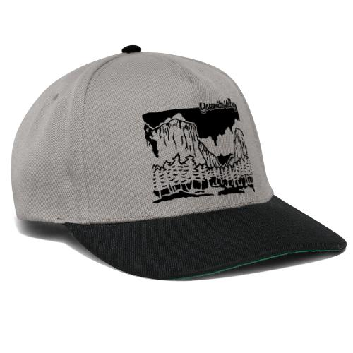 Yosemite Valley - Snapback Cap