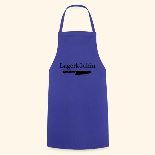 Lagerköchin, Messer - Mädls - Kochschürze