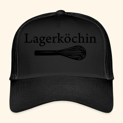 Lagerköchin, Schneebesen - Mädls - Trucker Cap