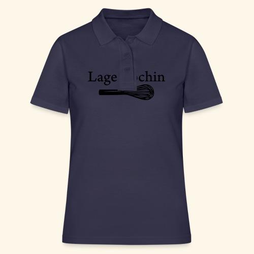 Lagerköchin, Schneebesen - Mädls - Frauen Polo Shirt