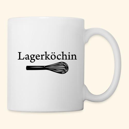 Lagerköchin, Schneebesen - Mädls - Tasse
