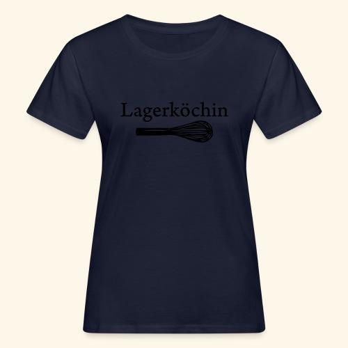 Lagerköchin, Schneebesen - Mädls - Frauen Bio-T-Shirt