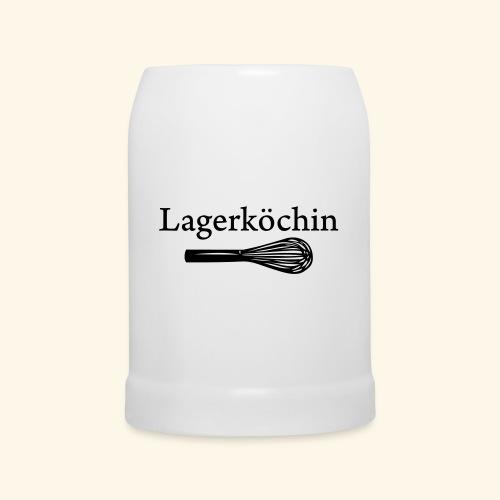Lagerköchin, Schneebesen - Mädls - Bierkrug
